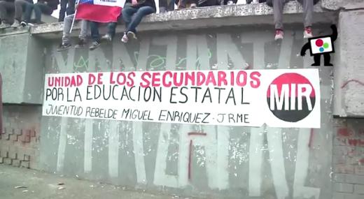Movimiento por la Educación al frente con sus demandas