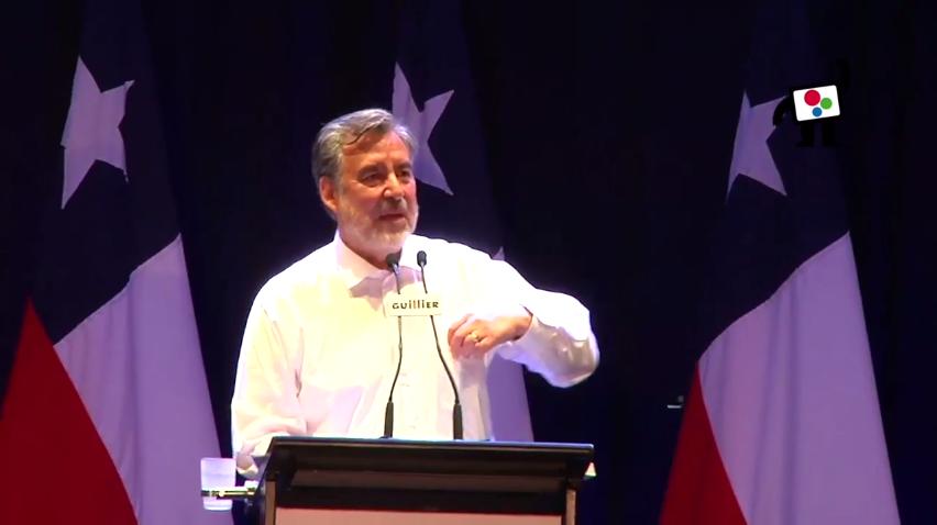 Presentación del Programa de Gobierno de Alejandro Guillier