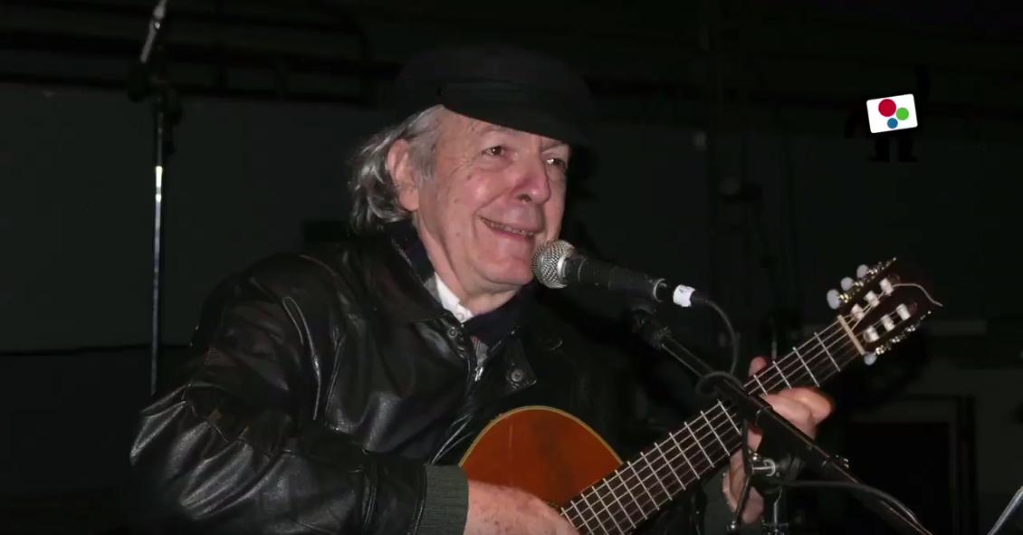 Viglietti en Chile. Noviembre de 2009
